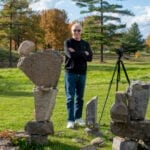 Dan is an accomplished amateur photographer who, among others, has shot a visual history of RSI as well as many of the stone photos throughout this website.