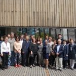 RSI's Daniel Krewski at the Meeting of Principle Investigators for MOBI-KIDS Study of Pediatric Brain Cancer at the University of Barcelona