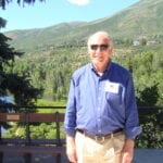 Daniel Krewski at Final Annual Meeting of the Toxicology Forum at the Givens Institute of Pathobiology in Aspen, Colorado (2010)