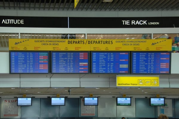 Risk communication project at Geneva International Airport