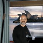 RSI's Cemil Alyanak during documentary filming in Sydney, Australia