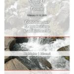 Cover of Health Canada, RSI-organized, Country Foods Forum highlights