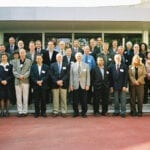 Daniel Krewski attending International Agency for Research on Cancer Risk Assessment Working Group