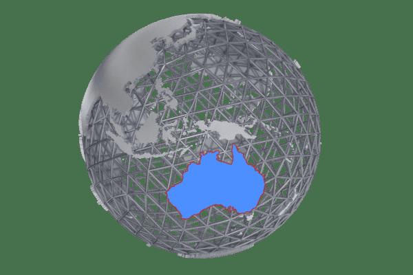 Australia on the global