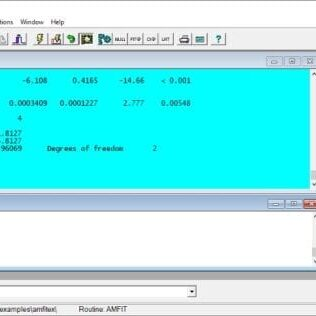 Screen grab of RSI's Epicure software