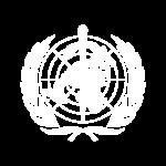 WHO-logo white